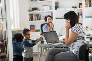 Busy parents can do Triple P Online from home, 24/7